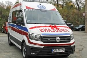 Będzie nowa karetka dla bolesławieckiego szpitala