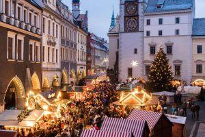Jarmark bożonarodzeniowy w Görlitz