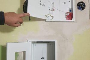 50-latek odpowie za kradzież prądu