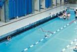 W sztafetach pływackich rywalizowały podstawówki