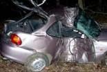 Pasażer osobowego Hyundai zginął w wypadku