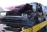 """Cztery osoby zostały ranne w wypadku koło """"Prnjavo…"""