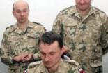 Pożegnanie artylerzystów przed misją