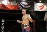 Dominik Zadora nowym mistrzem federacji FEN