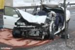 33 i 34-letni bolesławianie ranni w wypadku pod wi…