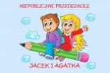 Trwają zapisy do Przedszkola Jacek i Agatka