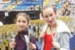 Siostry-gladiatorki ze złotem i srebrem Mistrzostw Polski Muaythai