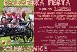 Już niebawem Bałkańska Festa w Bolesławicach