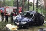 Tragedia koło Przejęsławia – 3 osoby zginęły w wyp…