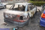 Spalił samochód swojej byłej, bo... nie chciała z nim jechać na imprezę