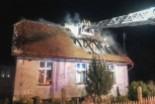 23-latek z Godzieszowa podejrzany o podpalanie własnego domu