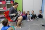 Bajkoterapia w Szkole Mistrzów w Lwówku