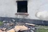 """Spłonęła część domu w Przejęsławiu. Córka: """"Mamie nie zostało nic"""""""