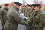 Rezerwiści zakończyli szkolenie w 23 Pułku Artylerii