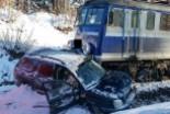 Wjechał Hyundaiem pod pociąg. 42-latek zginął na miejscu