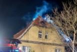Pożar budynku w Bolesławcu, znaleziono ciało mężcz…