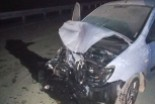 24-latek uciekał przed policją, spowodował wypadek. Mundurowi ciężko ranni. Jest areszt