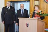 Powiat pożegnał byłego szefa straży pożarnej Grzegorza Kocona