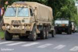 Amerykanie zgubili amunicję na autostradzie A4
