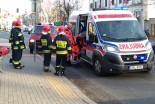 Kompletnie pijany motorowerzysta spowodował kolizję na Zgorzeleckiej