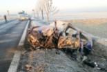 Wypadek koło Wilczego Lasu. 52-latek z Bolesławca…