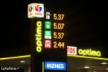 Ceny paliw w Bolesławcu wciąż na rekordowym poziom…