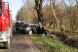Śmiertelny wypadek na drodze wojewódzkiej