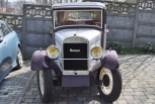 Samochód z... 1932 roku odzyskany, złodziej z zarzutami