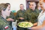 Wielkanoc u artylerzystów