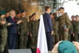 Artylerzysta Kamil Makoś doceniony przez ministra obrony narodowej