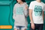 Koszulki z nadrukiem logo firmy? Do kogo to zlecić by było trwale i tanio w Legnicy?