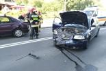Pięć osób poszkodowanych w wypadku koło Opałkowej Chaty