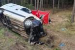 Pijany kierowca osobówki sprawcą wypadku, w którym zginął motocyklista