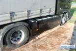 Kradł paliwo z ciężarówek