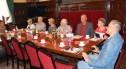 Spotkanie reprezentantów środowisk senioralnych