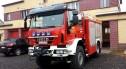 Przekazali wóz ścinawskim strażakom