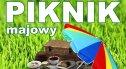 Majowy Piknik na skwerze Popiełuszki