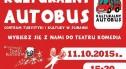 CTiK Ścinawa: Kulturalny Autobus – wyjazd na przedstawienie Teatru Komedia. Gościnnie: Emilia Krakowska i Dorota Kamińska