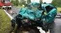 Tragiczny wypadek na drodze krajowej nr 3. 59-latek nie żyje