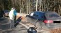39-latek uciekał przed czeską policją. W pościg włączyły się polskie służby