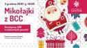 Galeria BCC rozda 200 świątecznych paczek po 100 zł każda!