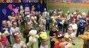 Kubuś Puchatek z wizytą u przedszkolaków