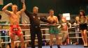 Legniczanie Wojciech Wójcik i Izabela Dziopa zdobyli brązowe medale na mistrzostwach kickboxingu