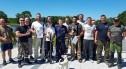 Policjanci-wędkarze rywalizowali o Puchar Komendanta