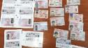 23-letni specjalista od fałszowania dokumentów złapany na gorącym uczynku