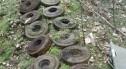 Saperzy: prawie 30 min przeciwpancernych w lesie