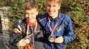 Bracia Pachnikowie z iwińskiego klubu z medalami Mistrzostw Polski!