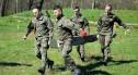 Artylerzyści z Bolesławca i żołnierze US Army aktywnie spędzili Dzień Sportu