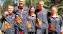 Pierwsze Mistrzostwa Polski z medalami dla zawodników Orientpark.pl Iwiny