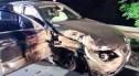 Po pijanemu spowodował poważny wypadek. Przed policją udawał… Belga